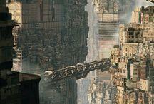 Scifi - Cities
