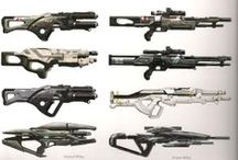Scifi - Weapons