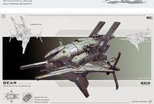 Scifi - Ships