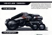 Scifi - Vehicles