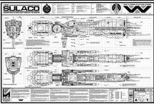 Scifi - Blueprints