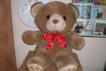 Meine Teddys / Mein Hobby