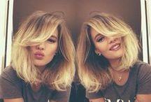 Short Hairstyles / cabello pequeño
