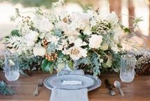 Centerpieces and Decorations / by Jenny Lee