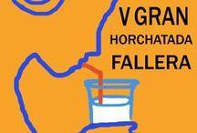 Fallas & Horchata: horchatada fallera