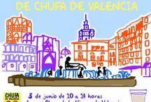 Dia de la Horchata de Chufa de Valencia