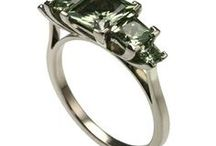 Engagement Rings and Things / All designed and handmade by Jana Reinhardt Jewellery