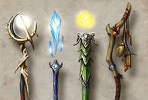 Fantasy - Weapons