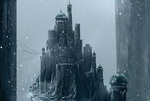 Fantasy - Castles