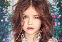 Children's Styling / Inspiration for kids haircuts, back-to-school, dance recital dos, manicuring and children's hairstyles.