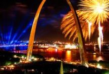 What We Love About St. Louis / All about St. Louis: the best places to go, what we're famous for, and famous sights.