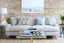 DECOR -Living room / by Carina Maria