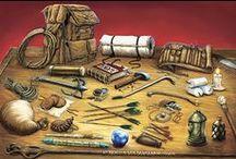 Fantasy - Equipment & Gear