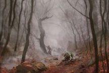 Fantasy - Story/Plot Inspiration
