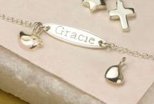 Baby Christening / Baby Christening jewellery and other cute things...