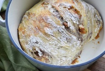 Breads and Loaves... / bread to temp the palate... / by Jenny Van Hal