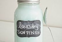 Cleaning Au Naturel / Homemade Cleaning Products