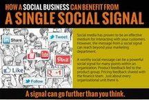 Social Media / Social media marketing, design, development, and strategy.