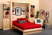 Apartment Living / Finds for living in small spaces and/or rented apartments.
