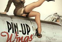 Pinups / Pin up art