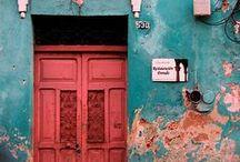 door to door