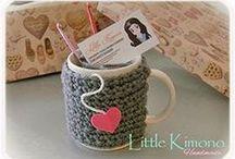 Handmade by Little Kimono /  ❣ Handmade Little Kimono