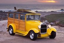 Surf Wagons / Take one to explore far destinations for the sake of surfing