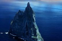 Sea Stacks / Now you completely addicted to coastal life. Sea stacks are the very important part of nature