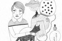 Konst och illustrationer