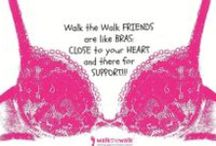 Walk the Walk Loves... / Our walkers, our volunteers, our supporters