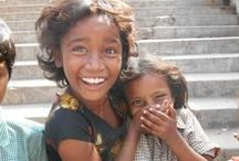 children of india / please support HEAL (Health and Education for All) www.heal.co.uk www.healparadise.org / by Jezzie :)