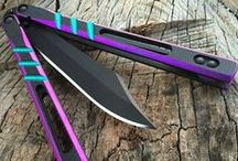 balisong (Butterfly knife) / Balisong knifes, butterfly knives  www.balisongknifebutterfly.com
