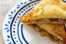 Ontbijtcreaties & baksels