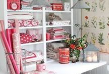 Craft room inspiration / Craft room inspiration Inspiración habitación manualidades - Taller