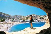 Miejsce do odwiedzenia / Grecja