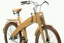 MUD Wood / Our wooden bikes, handmade in Portugal.