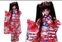 Fashion Doll: Kimono