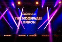 The MoonWalk London 2015 / 16th May 2015. Clapham Common.  'A night at the Movies'  #MoonWalk2015