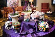 Süßigkeiten Buffet