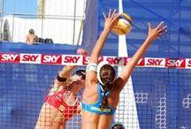 Beach Volley / Hot sport