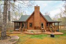Log Homes / Gorgeous Log Home Listed with Ginny Vickers Fredericksburg, VA