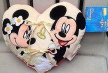 Disney Ringkissen