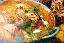 Aziatische gerechten & curry's