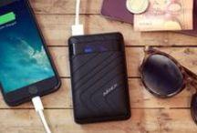 Travel & Tech / De leukste smartphone accessoires en gadgets voor je vakantie!