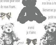 SU - Bébé ourson / Baby Bear