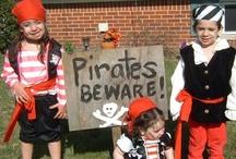 Birthday Theme: Pirates!