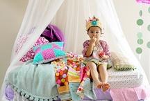 Birthday Theme: Princess!