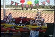 Birthday Theme: Race car!