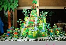 Birthday Theme: Jungle!