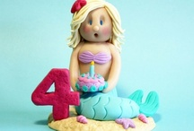 Birthday Theme: Mermaid